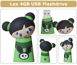 Minkster - Lex - flash drive