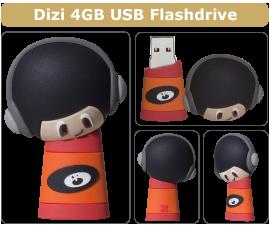 Minkster - Dizi - USB minne