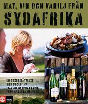Mat, vin och vanilj från Sydafrika