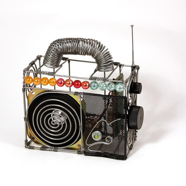 Radioapparater