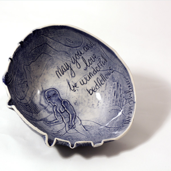Keramikskålar