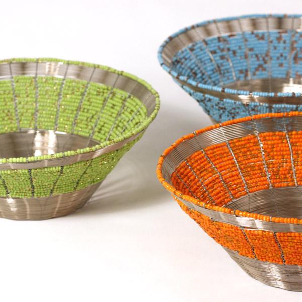 Wire bowls