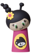 Minkster - Poppy - flash drive