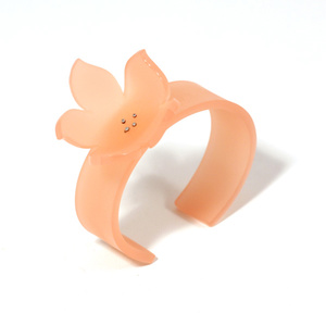 Cuff rose pink, 20 mm