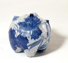Klikbox blå blad