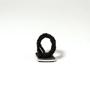 Geometric, ostrich egg Ring