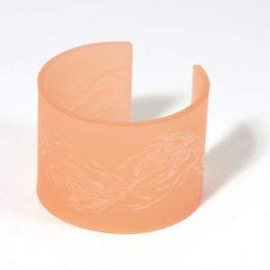 Cuff Flame, pink 50 mm
