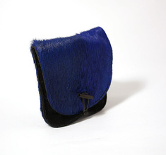 Pouch, springbok blue