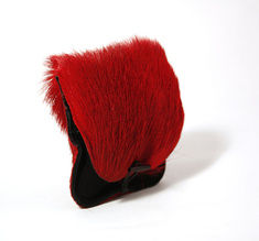 Pouch, springbok red