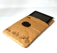 Cement Tablet sleeve, Bicycle