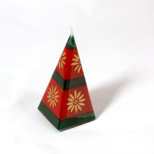 Kapula candles Pyramid, Christmas