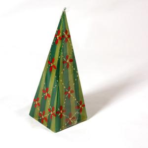 Kapula ljus stor Pyramid,  Christmas