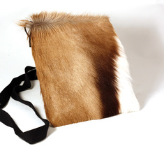 Sling bag, springbok nature
