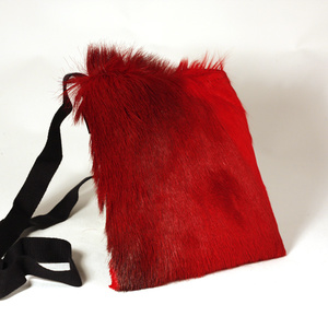 Sling bag, springbok red