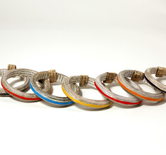 Layered Bracelet Colour