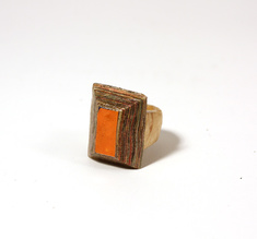 Ring Tehuti Orange
