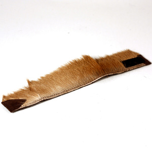 Armband, springbok naturfärgad