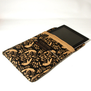 Cement Ipad sleeve, Flying foxes