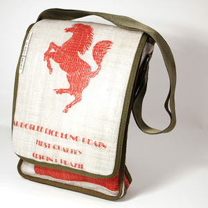 Give it bag, laptop bag Red Horse