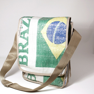 Give it bag, läppärin laukku Braziliasta
