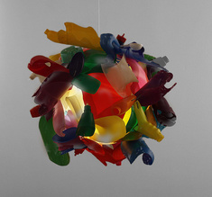 Heath Nash - Multicolour bottleformball